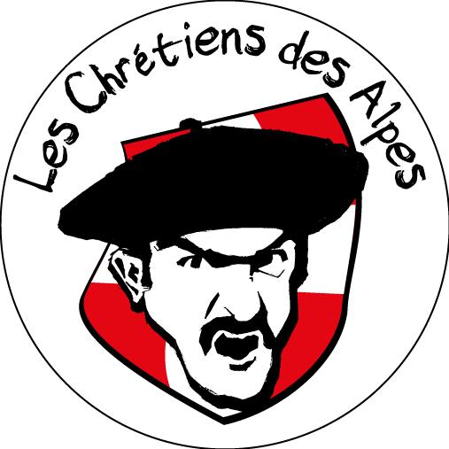 logo les chrétiens des alpes